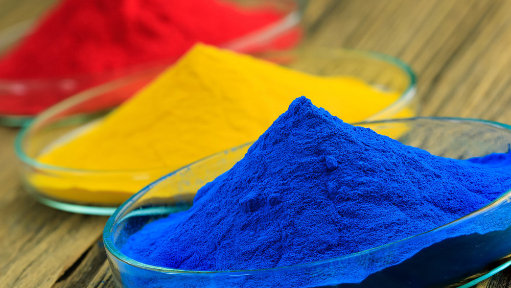 General decorative powder